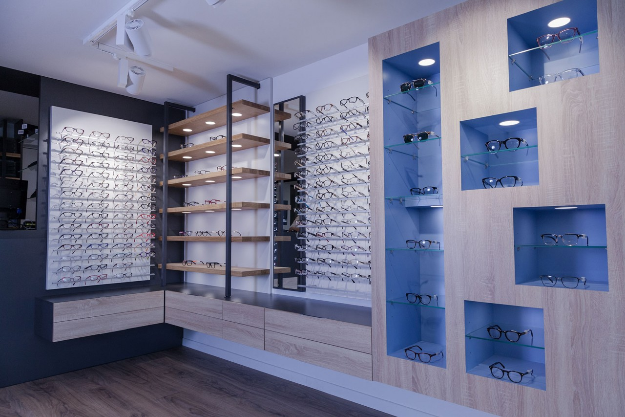 ML Opticien etagere